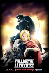 Fullmetal Alchemist: Brotherhood Audio Latino